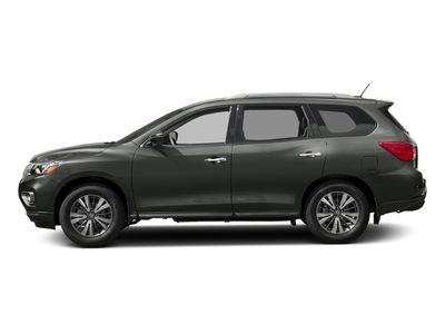 New 2018 Nissan Pathfinder 4x4 SV SUV