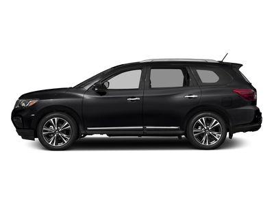 New 2018 Nissan Pathfinder 4x4 Platinum SUV