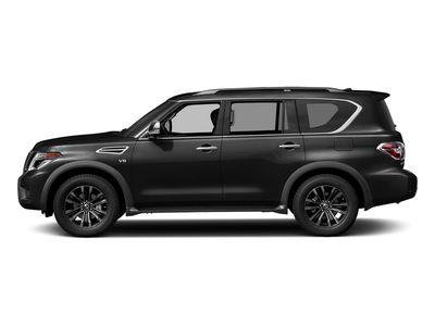 New 2018 Nissan Armada 4x4 Platinum SUV