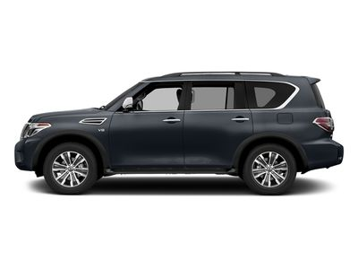 New 2018 Nissan Armada 4x4 SL SUV