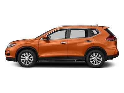 New 2018 Nissan Rogue AWD SV SUV