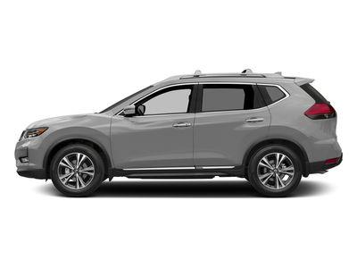 New 2018 Nissan Rogue AWD SL SUV