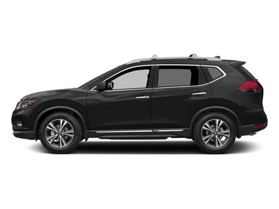 New 2018 Nissan Rogue ROUGE SL AWD