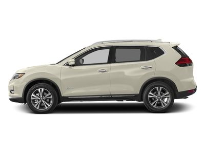 New 2018 Nissan Rogue FWD SL Hybrid SUV