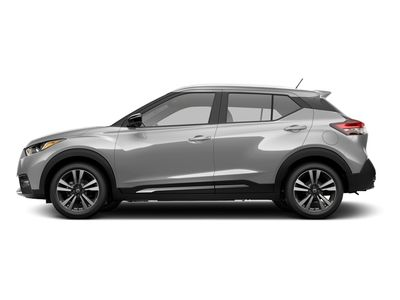 New 2018 Nissan Kicks SV FWD SUV