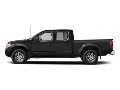 New 2018 Nissan Frontier Crew Cab 4x4 SV V6 Automatic Truck
