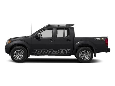 New 2018 Nissan Frontier Crew Cab 4x4 PRO-4X Automatic Truck