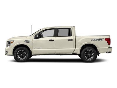 New 2018 Nissan Titan CREW 4X4 PRO 4X Truck