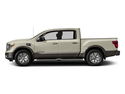 New 2018 Nissan Titan 4x4 Crew Cab Platinum Reserve Truck