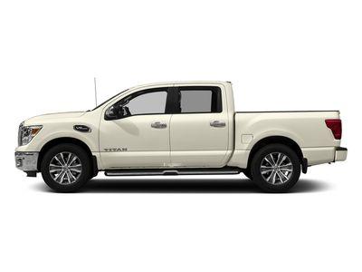 New 2018 Nissan Titan 4x4 Crew Cab SL Truck