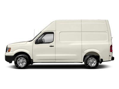 New 2018 Nissan NV Cargo NV2500 HD High Roof V6 SV Van