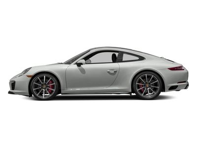 New 2018 Porsche 911 Carrera 4S Coupe