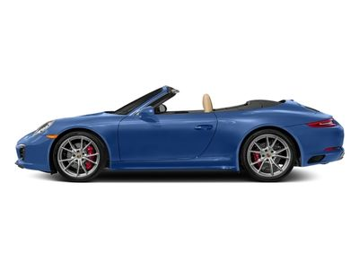 New 2018 Porsche 911 Carrera 4S Cabriolet Convertible