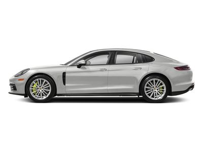 New 2018 Porsche Panamera Turbo S E-Hybrid AWD Sedan