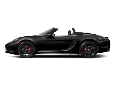 New 2018 Porsche 718 Boxster S Roadster