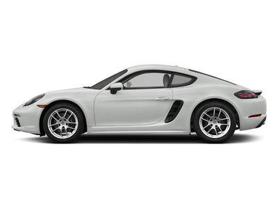 New 2018 Porsche 718 Cayman Coupe