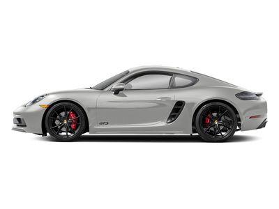 New 2018 Porsche 718 Cayman GTS Coupe