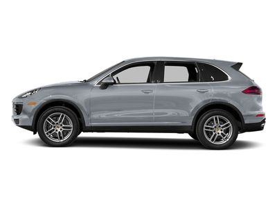New 2018 Porsche Cayenne AWD SUV