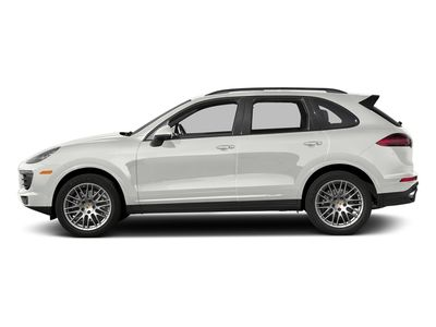 New 2018 Porsche Cayenne Platinum Edition AWD