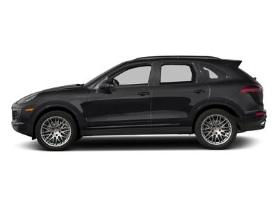 New 2018 Porsche Cayenne Platinum Edition AWD