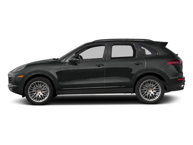 2018 Porsche Cayenne Platinum Addition AWD