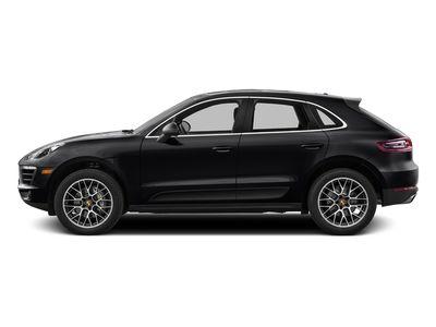 New 2018 Porsche Macan S AWD SUV