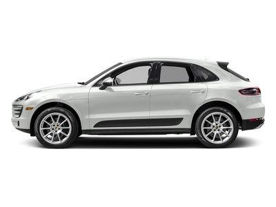 New 2018 Porsche Macan AWD SUV
