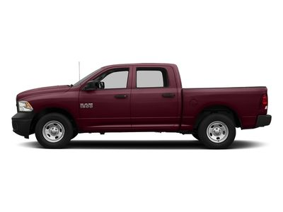 "New 2018 Ram 1500 Tradesman 4x2 Crew Cab 5'7"" Box"