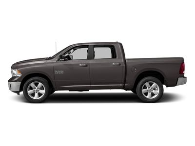 "New 2018 Ram 1500 Big Horn 4x4 Crew Cab 5'7"" Box Truck Crew Cab Short Bed"