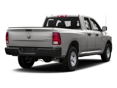 "2018 Ram 1500 Tradesman 4x2 Quad Cab 6'4"" Box - Click to see full-size photo viewer"