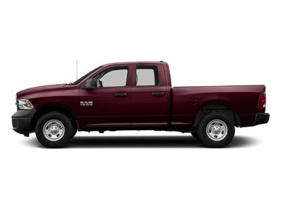 "New 2018 Ram 1500 Tradesman 4x4 Quad Cab 6'4"" Box"