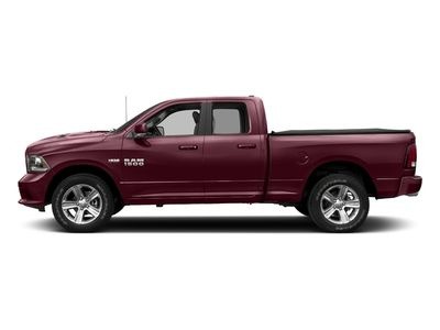 "New 2018 Ram 1500 Sport 4x2 Quad Cab 6'4"" Box"