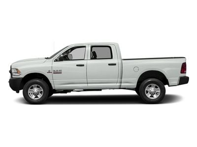 New 2018 Ram 3500 Tradesman 4x2 Crew Cab 8' Box