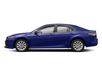 New 2018 Toyota Camry LE Automatic Sedan