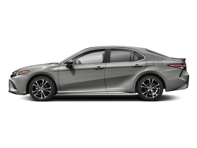 New 2018 Toyota Camry SE Automatic Sedan