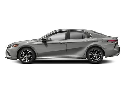New 2018 Toyota Camry SE Automatic