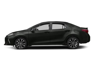 New 2018 Toyota Corolla SE CVT Sedan