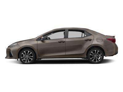 New 2018 Toyota Corolla SE CVT Sedan