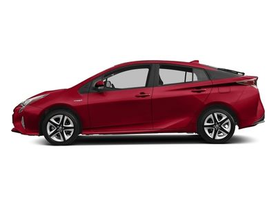New 2018 Toyota Prius Three Touring Sedan