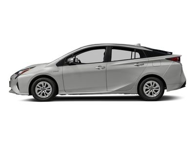 New 2018 Toyota Prius Three Sedan