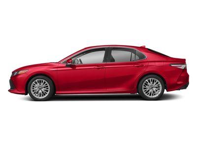 New 2018 Toyota Camry Hybrid XLE CVT Sedan