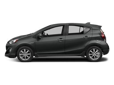 New 2018 Toyota Prius c One Sedan