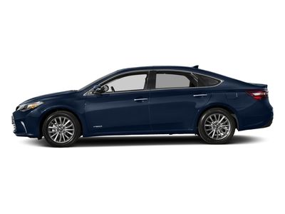 New 2018 Toyota Avalon Hybrid Limited Sedan