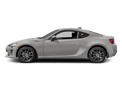 New 2018 Toyota 86 GT Automatic w/Black Accents Coupe