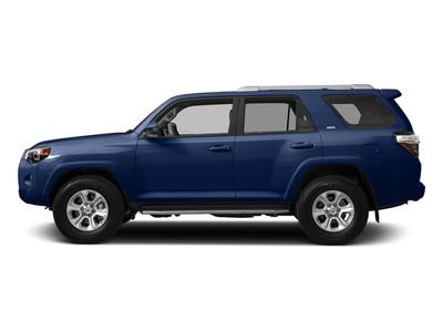 New 2018 Toyota 4Runner SR5 Premium 4WD SUV