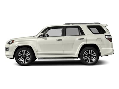 New 2018 Toyota 4Runner Limited 4WD SUV