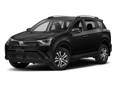 2018 Toyota RAV4 LE FWD - Click to see full-size photo viewer