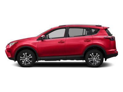 New 2018 Toyota RAV4 LE AWD SUV
