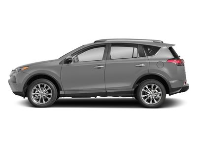 New 2018 Toyota RAV4 Limited AWD SUV