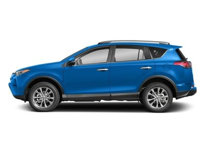 New 2018 Toyota RAV4 Platinum AWD SUV